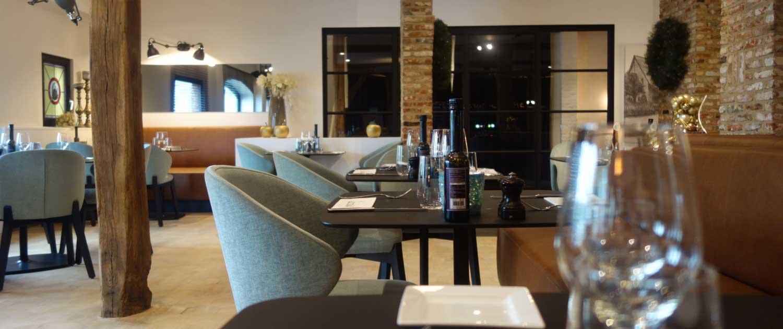 Brasserie Ciconia tafel voor 2
