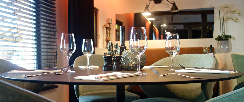 Brasserie Ciconia tafel